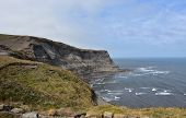 Views Along The Scenic Coast To Coast Walk In England. poster