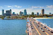 Skyline de St. Petersburg, Florida