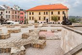 Lublin, The Ruins Of The Cathedral