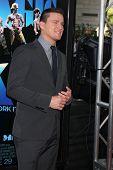 LOS ANGELES - JUN 24:  Channing Tatum arrives at the