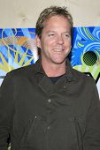Santa Monica, ca 23 jul: Kiefer Sutherland fox Sommer Tca Press tour all-star Party in der Santa-m