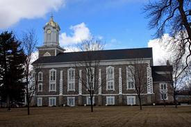 picture of tabernacle  - historic Logan Tabernacle building in Logan - JPG