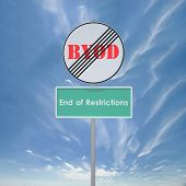 BYOD - End restriction