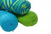 Skeins Of Wool