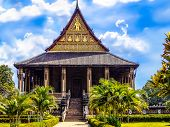 Architecture In Laos