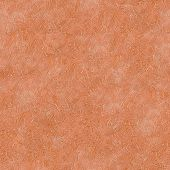 Seamless Texture of Red Decorative Plaster Wall.