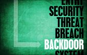 pic of taint  - Backdoor Entry Computer Security Threat and Protection - JPG