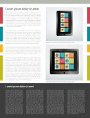 Infographics set elementsfor print or web. Vector design template.