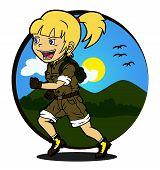 Adventurer Girl
