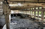 Empty Industrial Room