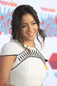 LOS ANGELES - NOV 17: Chloe Bennet at the 5th Annual TeenNick HALO Awards at the Hollywood Palladium on November 17, 2013 in Los Angeles, California