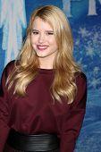 LOS ANGELES - NOV 19:  Taylor Spreitler at the