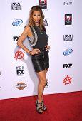 LOS ANGELES - SEP 07:  Charisma Carpenter arrives to
