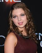 LOS ANGELES - OCT 28:  Sammi Hanratty arrives to
