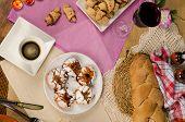 Hanukkah Food