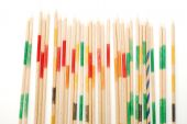 Mikado Sticks Isolated