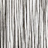 Texture Of  Zebrano, Wooden Background