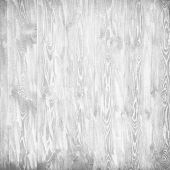 Perfect Old White Wood Background