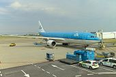 KLM Airline In Netherlands