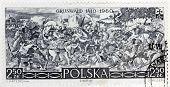 Grunwald Stamp
