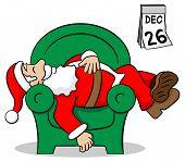 Santa Claus After Work