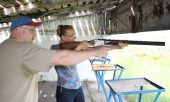 Shooting From Sporting Rifle
