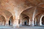 stock photo of mosk  - Ruins of Afghan architecture - JPG