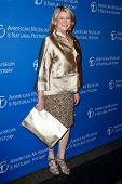 NEW YORK-NOV 21; Martha Stewart attends the American Museum of Natural History's 2013 Museum Gala at