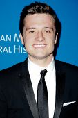 NEW YORK-NOV 21; Actor Josh Hutcherson attends the American Museum of Natural History's 2013 Museum