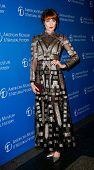 NEW YORK-NOV 21; Singer Florence Welch attends the American Museum of Natural History's 2013 Museum
