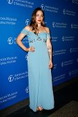 NEW YORK-NOV 21; Actress Jemima Kirke attends the American Museum of Natural History's 2013 Museum G