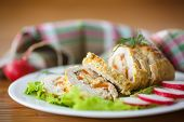 Chicken Roll Meat