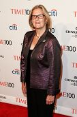 NEW YORK-APR 29: Geologist Kathryn Sullivan attends the Time 100 Gala for the Most Influential Peopl
