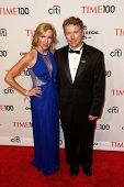 NEW YORK-APR 29: Senator Rand Paul and wife Kelley Ashby Paul attend the Time 100 Gala for the  Most