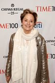 NEW YORK-APR 29: Chef Alice Waters attends the Time 100 Gala for the  Most Influential People in the