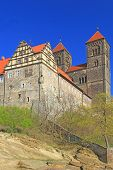 Castle Hill Quedlinburg