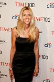 NEW YORK-APR 29: Political commentator Ann Coulter attend the Time 100 Gala for the Most Influential
