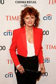 NEW YORK-APR 29: Actress Susan Sarandon attends the Time 100 Gala for the Most Influential People in