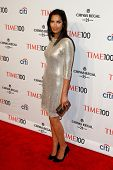 NEW YORK-APR 29: TV host Padma Lakshmi attends the Time 100 Gala for the Most Influential People in