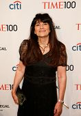 NEW YORK-APR 29: Food writer Ruth Reichl attends the Time 100 Gala for the Most Influential People i