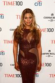 NEW YORK-APR 29: Actress Laverne Cox attends the Time 100 Gala for the Most Influential People in the World at Frederick P. Rose Hall Home of Jazz at Lincoln Center on April 29, 2014 in New York City.