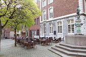 Square At Aachen, Germany