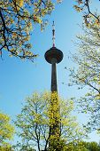 Vilnius Tv Tower - Highest Building Of Lithuanian Capital