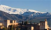 Granada Snowy Mountain