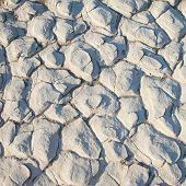 Salt Desert Background