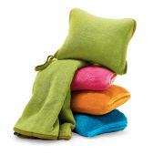 Travel Blanket And Pillows