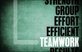 Teamwork Core Principles as a Concept Abstract