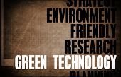 Green Technology Core Principles as a Concept