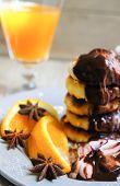 Pancakes With Oranges