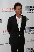 NEW YORK-OCT 11: Actor Ed Norton attends the Closing Night Gala Presentation of 'Birdman Or The Unexpected Virtue Of Ignorance' at the 52nd New York Film Festival on October 11, 2014 in New York City.